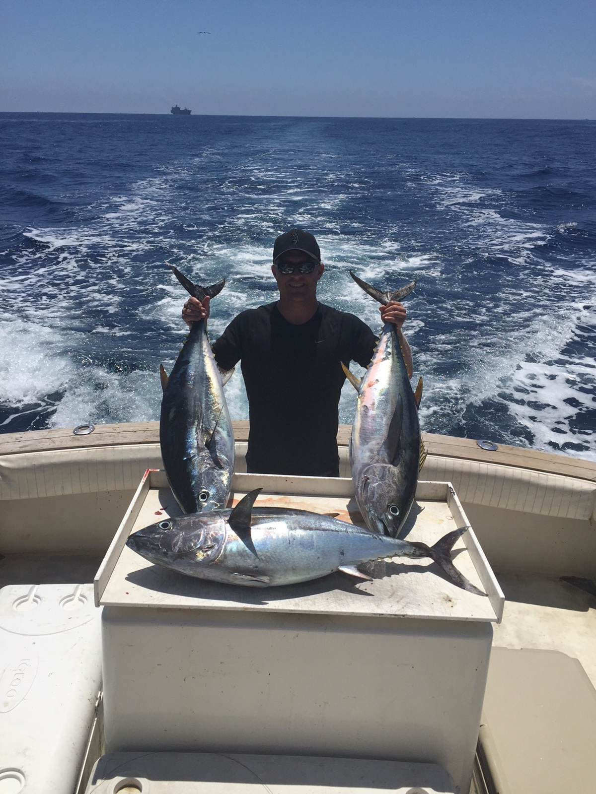 Great Catch Southern California Fishing Boat Charters