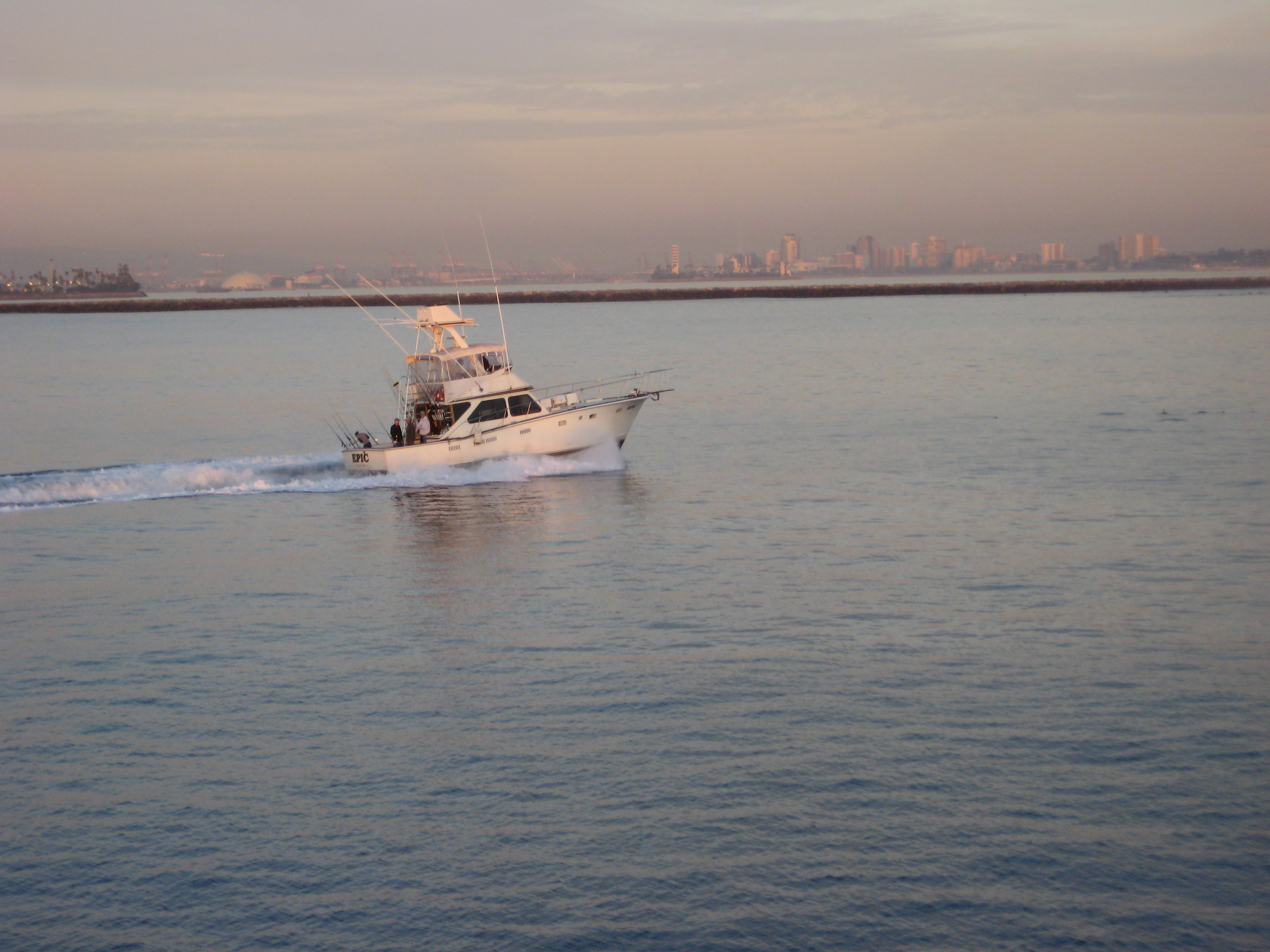 Photo gallery southern california fishing boat charters for Southern california fishing charters