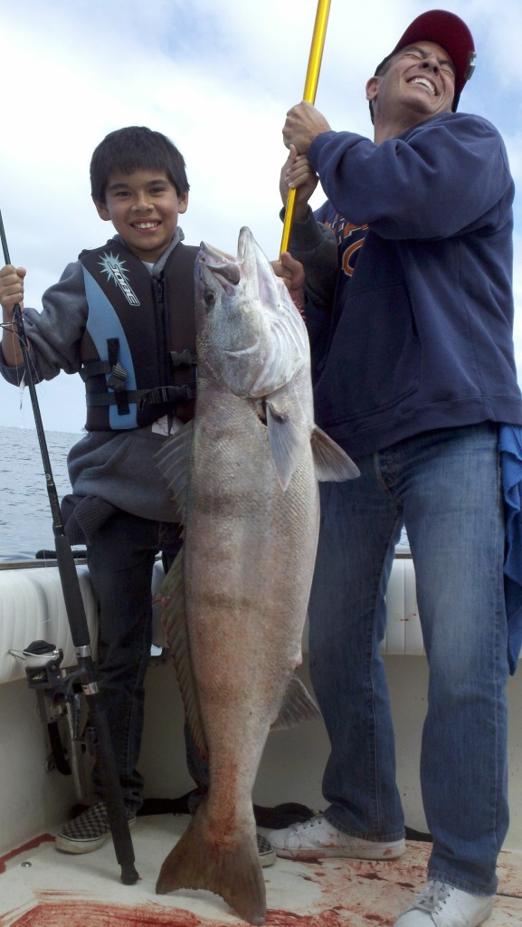 Catalina island charter southern california fishing boat for Southern california fishing charters