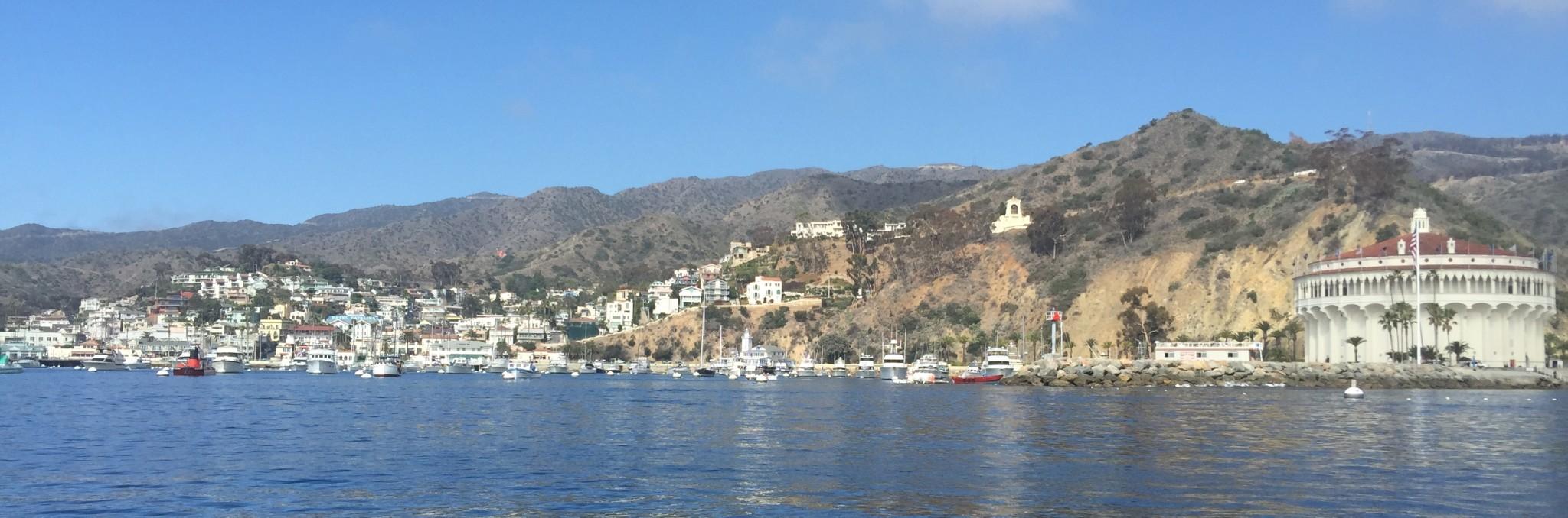 Catalina island getaways southern california fishing for Catalina island fishing charters
